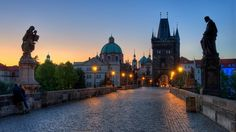 Прага (Карлов мост)_4