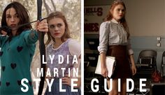 NEW BLOG POST//Style Guide: Lydia Martin (Teen Wolf) missblack.net #TeenWolf