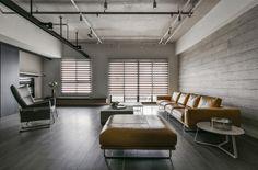 안녕하세요? 오늘 시멘트오키드의 포스팅은 부분적 노출콘크리트 컨셉으로 디자인된 아름다운 아파트 인테...