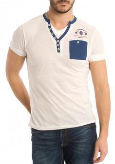 Camisetas de Six Valves para Hombre en Pausant.com Camisa Polo, Polo Vest, Polo Shirt, Boys T Shirts, Tee Shirts, Independent Clothing, Summer Outfits Men, Men's Wardrobe, My T Shirt