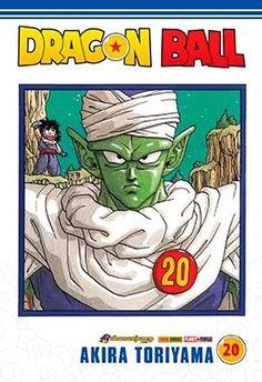 LIGA HQ - COMIC SHOP Dragon Ball #20 - Dragon Ball - Mangá PARA OS NOSSOS HERÓIS NÃO HÁ DISTÂNCIA!!!