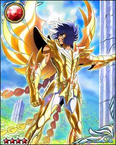 God Cloth Phoenix Ikki