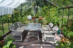 Kukkaiselämää My Flowering Life Patio, Photo And Video, Outdoor Decor, Life, Terrace