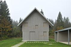 House R, Bohinj, Slovenia, Bevk Perović Arhitekti