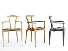Gaulino Chair by Oscar Tusquets for BD Barcelona
