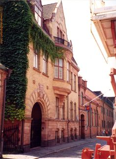 I lived  in Lund, Sweden for a year. . .a long time ago.
