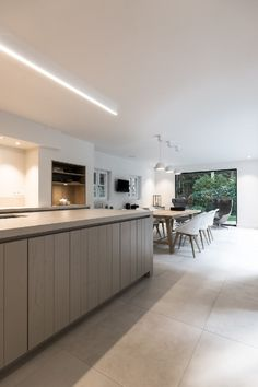 DSC02676 Home Interior Design, Kitchen Dinning Room, House Styles, Kitchen Design, Living Room Tiles, Best Kitchen Designs, Modern Architecture House, Home Decor, Home Exterior Makeover