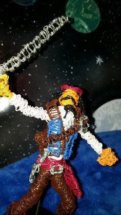 Captain Jack Sparrow is ready to take to the sea. If you would like to add this wire sculpture to your collection please respond with sold. The cost is $45.0 it will make an incredible Christmas gift. #piratesof the Caribbean #CaptainJacksparrow #disneymovie # great gifts #christmaspreasents # moviegifts #insta # wireart #instagram #christmas #amazing #marvel # DC #image #gifts for comic book fans # movie fans # outside art