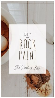 I've always been interested in creating pigments from the earth around my family's home. However, without commercial tools, I wasn't sure how I'd be able to do it. Most rocks are, well, rocks…they'… How To Make Oil, How To Make Paint, Painted Jars, Painted Rocks, Homemade Paint, Earth Pigments, Paint Tubes, Diy Supplies, Nature Paintings