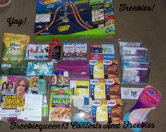 This weeks FREEBIES in the mail!!