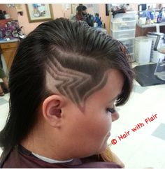 Hair tattoo by anthony clipperart clipper art for Tattoo shops terre haute indiana