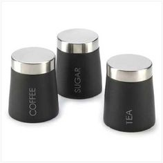 CLASSIC KITCHEN CANISTERS   Free Shipping!