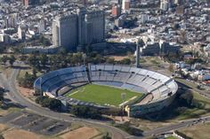 Estadio Centenario, Montevideo. Montevideo, Image Foot, Sports Stadium, Beautiful Beaches, East Coast, South America, Places Ive Been, Madrid, Cathedral
