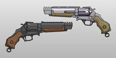 Hypothetical Modern top break revolver. Split from semiautomatic double-barreled shotgun. - Page 2 - WeTheArmed.com