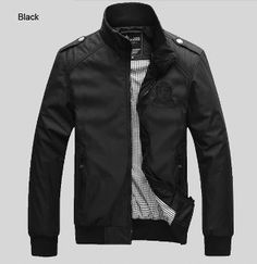 Mens High Collar Light Water proof Jacket Description: Mens High Collar Light Waterproof Jacket Fabric: Nylon Fit: Slim Fit Color Available: Black, Blue, Size: XS, S, M, XS Shoulder : 44 cm / 17 inch - Sleeve : 61 cm / 24 inch Chest : 106 cm / 41 inch - Length : 65 cm / 25 inch S Shoulder : 44.5 cm / 17 inch - Sleeve : 62.5 cm / 24 inch Chest : 110 cm / 43 inch - Length : 67.5 cm / 26 inch M Shoulder : 46 cm / 18 inch - Sleeve : 64 cm / 25 inch Chest : 114 cm / 44 inch - Length : 70 cm / 27 inch Fashion Night, New Fashion, Fashion Trends, Fashion Coat, Fashion 2015, Male Fashion, Fashion Clothes, Fashion Inspiration, Men Accessories