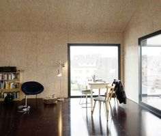 simple interior rural modern unique house
