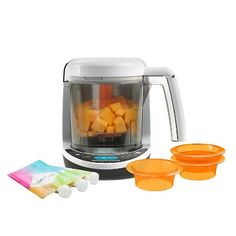 #Baby Brezza One Step #Food Maker Deluxe
