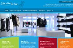 Creative Website- Education Ation