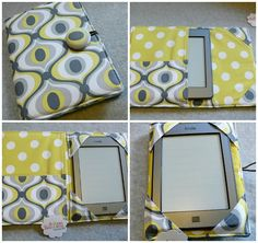 If I ever get a tablet - DIY tablet sewing cover