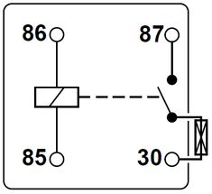 Best Relay Wiring Diagram 5 Pin Wiring Diagram Bosch 5 Pin Relay  | 12 V | Electrical wiring