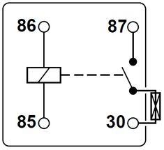 Best Relay Wiring Diagram 5 Pin Wiring Diagram Bosch 5 Pin Relay  | 12 V | Electrical wiring