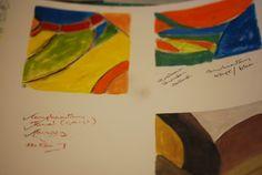 Abstract Art at Faux Arts
