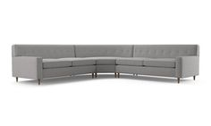 Cole Round Corner Sectional