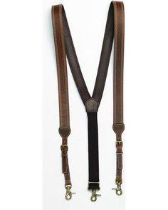 Nocona HDX Triple Stitched Suspenders | Sheplers