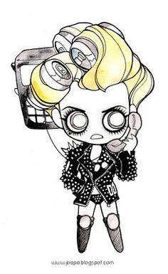 """Gaga """"Telephone"""""""