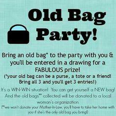 Fun Thirty-One party idea