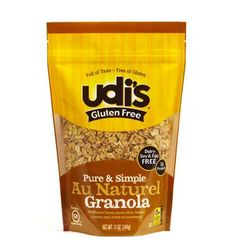 Mom Essentials: 9 Things I Always Have on Hand - Udi's Gluten-Free Granola