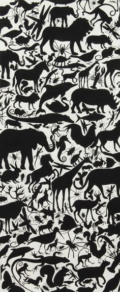 Contemporary Cloth Store - animal kingdom black/white by alexander henry fabric 7570AR , $2.63 (http://www.contemporarycloth.com/animal-kingdom-black-white-by-alexander-henry-fabric-7570ar/)