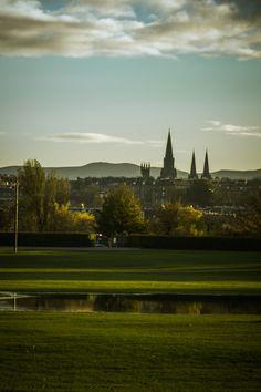Inverleith park Edinburgh