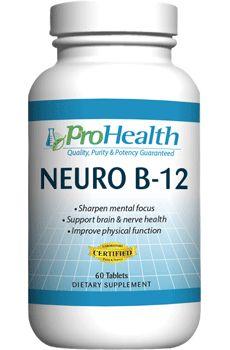 Promotes Energy Levels & Mental Sharpness - ProHealth.com