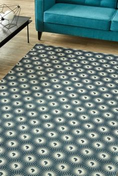 Shwe Shwe Africa: A fun contemporary take on this traditional fabric. X metres.