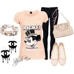 Mickey Outfit 2013 for Women by Stylish Eve - Stylish Eve