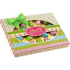 Box Mini Ovos Happy Easter 212g - Lindt
