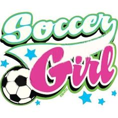 Soccer Girl by Mychristianshirts on Etsy