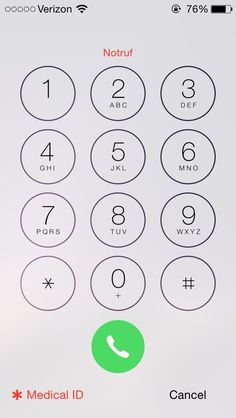 How to Add an Emergency Medical Card to Your iOS 8 Lock Screen « iOS Gadget Hacks