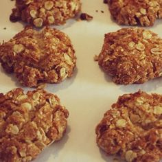 Anzac Biscuits - Six Healthy Recipes - Natural New Age Mum