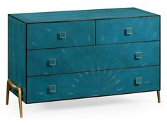 #drawer #cabinet | Jonathan Charles from Luxe collection