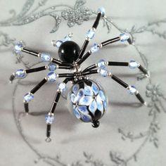 #186: Lampwork Spider