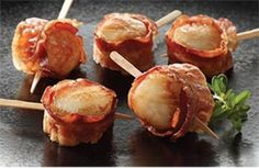 Maple bacon wrapped scallops recipe: Best New Year's Eve appetizers price is up