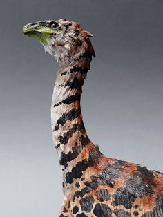 David Krentz 'Saurozoic Collection' 1:40 Therizinosaurus Martin Garratt