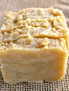 Avoiding ingrdients in food is easy. In house and beauty products? Not so much. Swap out your typical chemical-laden shampoo with this homemade shampoo bar instead. A step-by-step tutorial will walk you through the simple and budget-friendly recipe, and you'll be washing your hair with all-natural shampoo in no time! :: DontWastetheCrumbs.com
