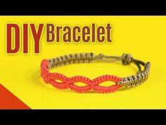 Easy and Versatile Macrame Bracelet Tutorial ~ The Beading Gem's Journal