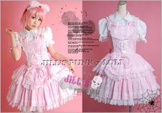 Lolita Cosplay Vampire hunter Bulleta dress - $54.99