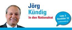 """""""Für eine sichere, unabhängige und wirtschaftlich attraktive Schweiz, wo für alle eine gute Grundversorgung in allen Bereichen sichergestellt ist."""" http://joergkuendig.wahlenzuerich.ch"""