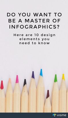 What are the most important elements in design for infographics? If you're not a designer, creating jaw-dropping infographics may not come naturally.  As more brands and their marketing teams create and share quality infographics online, it's not enough to just slap a few facts together and call it an infographic.  #infographicdesign #infographics #designers #design #visualmarketing #designelements #designtips #graphicdesignelements #qualityinfographics #makebetterinfographics