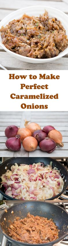 how to make perfect onion gravy